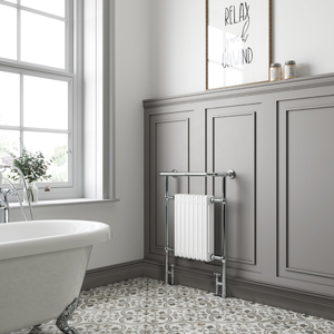 Traditional Heated Towel Rails