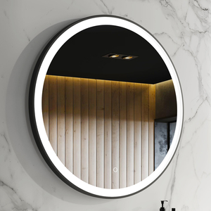 Round Mirrors & Cabinets