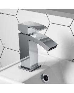 Welland Chrome Cloakroom Basin Mixer Tap