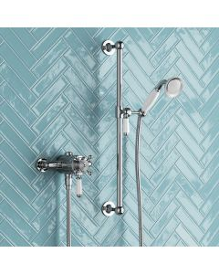 Shannon Traditional Thermostatic Shower Set