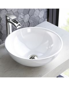 Oakland Round Counter Top Basin 415mm