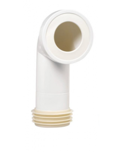 Wirquin 90 Degree Toilet Pan Connector