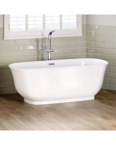 Ivy 1700mm Freestanding Traditional Bath