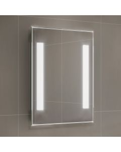 Omega Illuminated LED Mirror 450x600mm